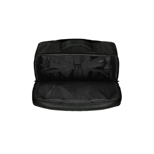 "Lipault Plume Business Spinner Tote 17"" in the color Black."