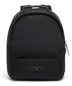 Lipault Business Avenue Large Backpack in the color Jet Black.