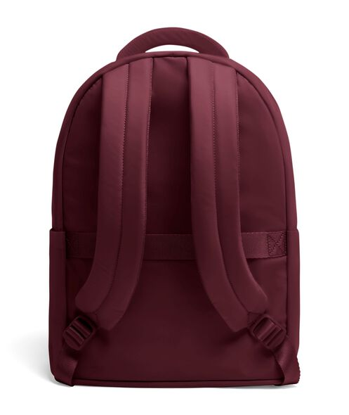 Lipault City Plume Backpack in the color Bordeaux.