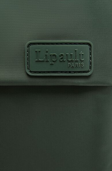 Plume Long Trip Packing Case in the color Khaki Green.