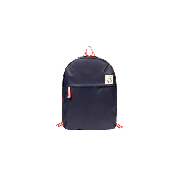 Lipault Ines De La Fressange Backpack M in the color Blue.