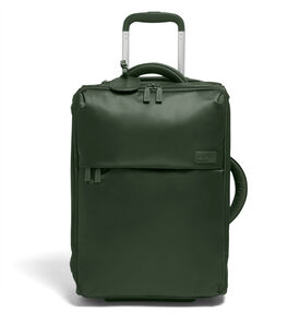 Lipault 0% Pliable Upright 55/20 in the color Khaki Green.