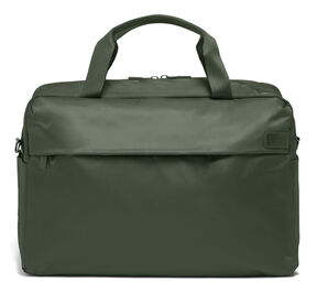 Lipault City Plume Duffle Bag in the color Khaki Green.