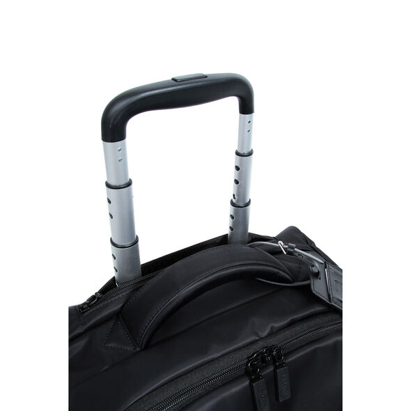 Lipault 0% Pliable Upright 50/18 in the color Black.