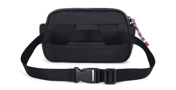 Snowflake Belt Bag in the color Black.