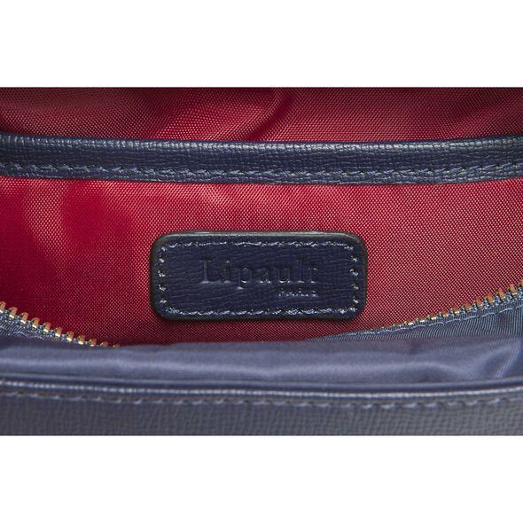 Lipault Plume Avenue Belt Bag in the color Night Blue.