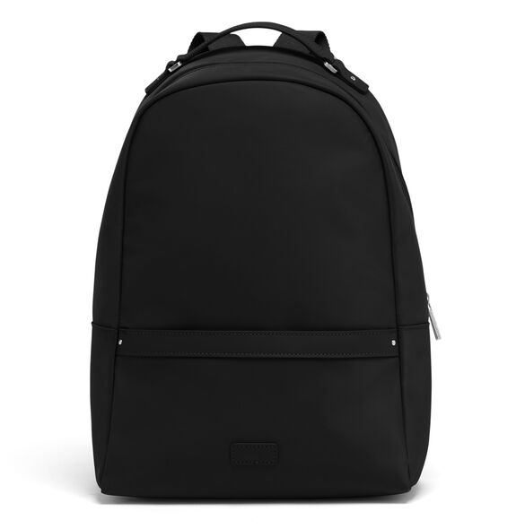 Lipault Lady Plume Medium Backpack in the color Black.