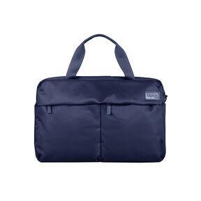 Lipault City Plume 24H Bag in the color Navy.