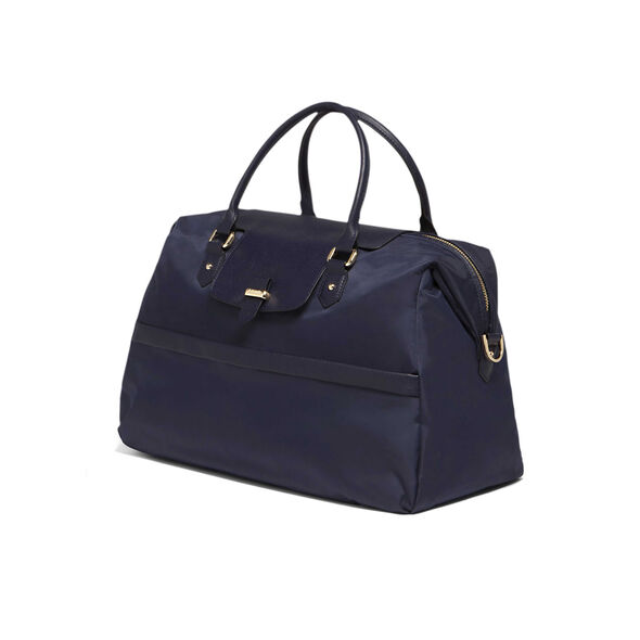 Lipault Plume Avenue Duffel Bag in the color Night Blue.