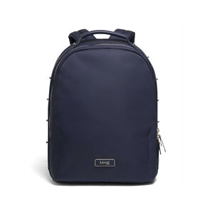 Lipault Business Avenue Backpack M in the color Night Blue.