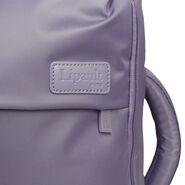 Lipault Original Plume Spinner 50/18 in the color Dark Lavender.