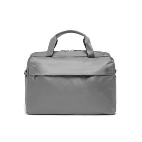 Lipault City Plume Duffle Bag in the color Pearl Grey.