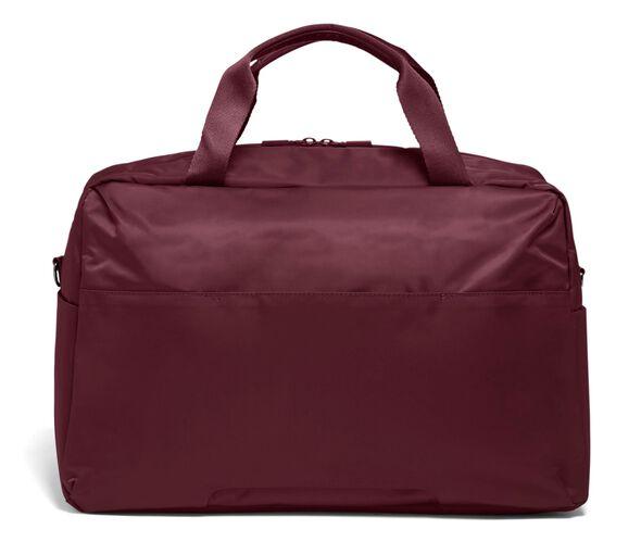 Lipault City Plume Duffle Bag in the color Bordeaux.