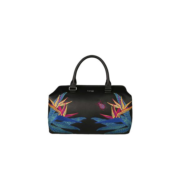 Lipault Special Edition Bowling Bag M in the color Psychotropical.