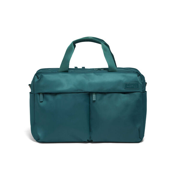 Lipault City Plume 24 Hour Bag in the color Duck Blue.
