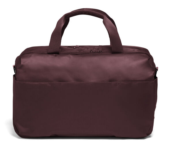 Lipault City Plume 24 Hour Bag in the color Wine Red.