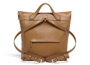 Lipault Rendez-Vous Backpack S in the color Caramel.