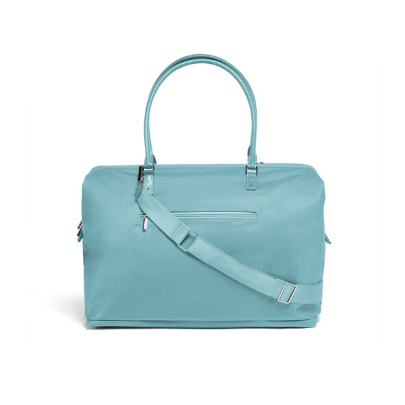 Lipault Lady Plume FL Weekend Bag M in the color Coastal Blue.