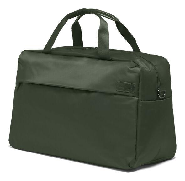 Lipault City Plume Duffle Bag in the color Khaki Green.