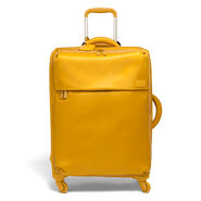 Lipault Original Plume Spinner 72/26 Packing Case in the color Mustard.
