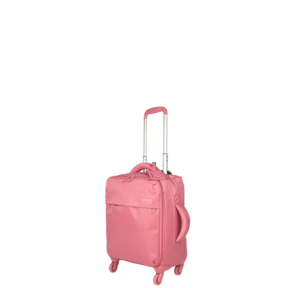 Lipault Original Plume Spinner 50/18 in the color Antique Pink.