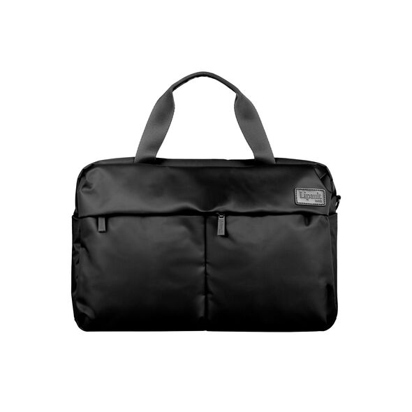 Lipault Travel Set Carry-On & Duffel in the color Black.