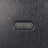 Lipault Chic & Plume Spinner 55/20 in the color Anthracite Grey.