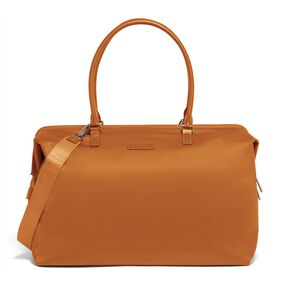 Lipault Lady Plume FL Weekend Bag M in the color Clay.
