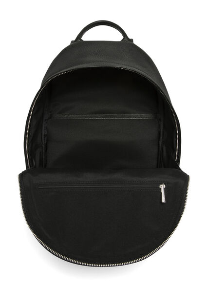 Lipault Invitation Small Round Backpack in the color Black.