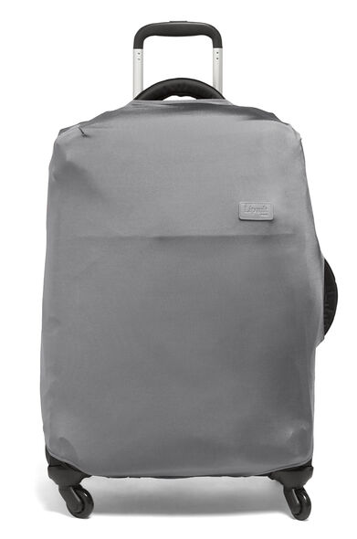Lipault Travel Accessories Luggage Cover L in the color Pearl Grey.