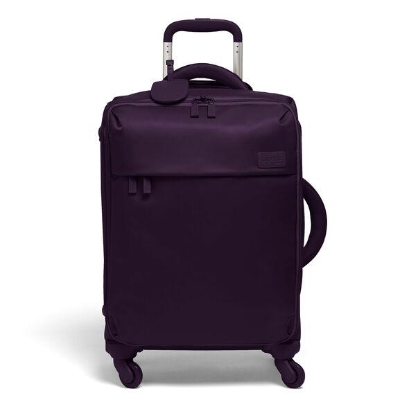 Lipault Original Plume Spinner 55/20 in the color Purple.