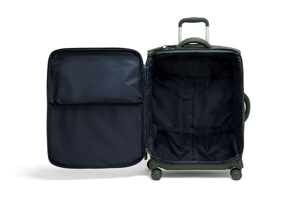 Plume Medium Trip Packing Case in the color Khaki Green.