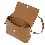 Lipault Rendez-Vous Crossbody Bag in the color Caramel.
