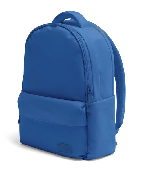 Lipault City Plume Backpack in the color Cobalt Blue.