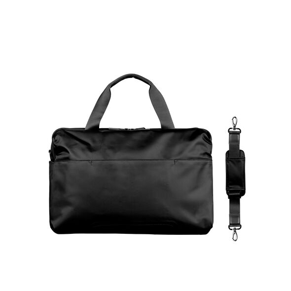 Lipault City Plume 24 Hour Bag in the color Black.
