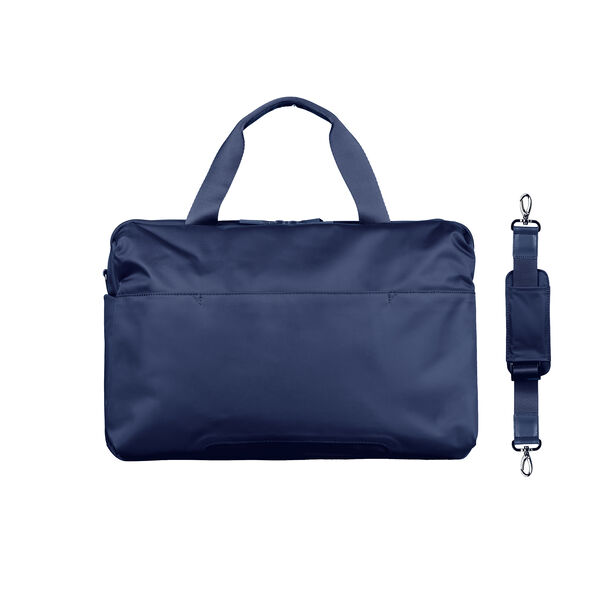 Lipault City Plume 24 Hour Bag in the color Navy.